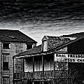 Abandone Buildings 1 by Michael Schwartzberg
