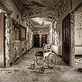 Abandoned Asylums - What Has Become by Gary Heller