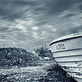 Abandoned Boat by Stelios Kleanthous