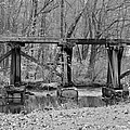 Abandoned Bridge by Brenda Conrad