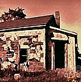 Abandoned Cape Breton House by John Malone