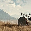Abandoned Cart by Daniel Eskridge