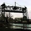 Abandoned Eagle Ave Bridge by Wendy Gertz