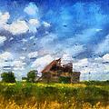 Abandoned Farm 03 Photo Art by Thomas Woolworth