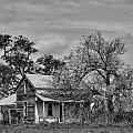 Abandoned Farm House - A Rd Sw - Douglas County - Washington - May 2013 by Steve G Bisig