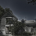Abandoned Farmhouse by Margie Hurwich