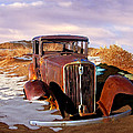 Abandoned For Almost 100 Years On Route 66 by Bob and Nadine Johnston
