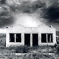 Abandoned Gas Station In Nm by Timothy Bischoff