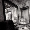 Abandoned Homestead Series Decay 2 by Cathy Anderson