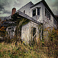 Abandoned Hotel Hdr by Amy Cicconi