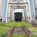 Abandoned Industrial Dock by Jannis Werner