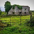 Abandoned Irish House by James Truett