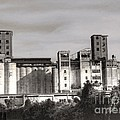 Abandoned Mills by Kathleen Struckle