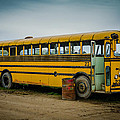 Abandoned School Bus by Puget  Exposure