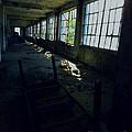 Abandoned Space IIi by James Aiken