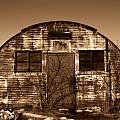 Abandoned Storage Shed by Vast Photography