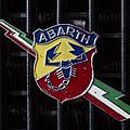 Abarth Emblem by Jose Bispo