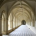 Abbaye De Frontevraud  Cross Coat by Christiane Schulze Art And Photography