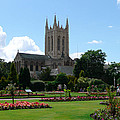 Abbey Gardens by Dale Reynolds