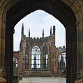 Abbey Ruin - Scotland by Mike McGlothlen