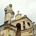 Abbey Statues by Valentino Visentini