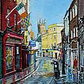 Abbey Street Ennis Co Clare Ireland by Tomas OMaoldomhnaigh