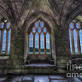 Abbey View by Adrian Evans