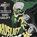 Abbott And Costello Meet The Killer by Everett