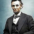 Abe Lincoln by Bruce Nutting