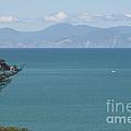 Abel Tasman Split Apple Bay New Zealand by Loriannah Hespe
