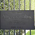 Abercrombie And Fitch Store In Paris France by Richard Rosenshein