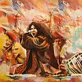 Abida Parveen by Catf