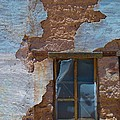 Abobe House Windows by Richard Jenkins