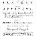 Abolitionist Tract, 1776 by Granger
