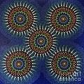 Aboriginal Inspirations 16 by Mariusz Czajkowski