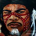 Aborigine Hunter by Joel Thompson