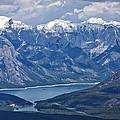 Above Lake Minnewanka #2 by Stuart Litoff