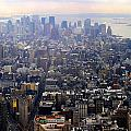 Above New York by Christopher Rees