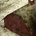 Above The Barn by Margie Hurwich
