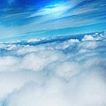Above The Clouds by Diana Haronis