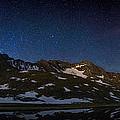 Mt. Evans Starscape by Adam Pender