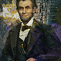 Abraham Lincoln 07 by Corporate Art Task Force