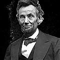 Abraham Lincoln 2  Alexander Gardner Photo Washington Dc  February  1865 by David Lee Guss