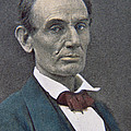 Abraham Lincoln by American Photographer