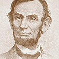 Abraham Lincoln by American School