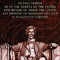 Abraham Lincoln by Dancin Artworks