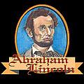 Abraham Lincoln Graphic by John Keaton