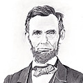 Abraham Lincoln by Lou Knapp