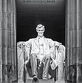Abraham Lincoln Memorial by Susan Candelario