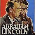 Abraham Lincoln by Movie Poster Prints